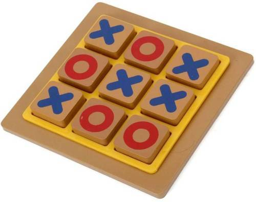Wooden Tic Tac Toe Game At Rs 85 Box Wooden Game Id 20458034488