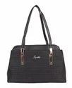 Luvoksi Shoulder Tote Handbag Black