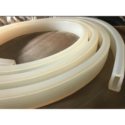 Silicone Hollow Extrusion