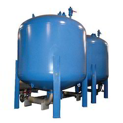 WTE Semi-Automatic Commercial Softener Plant, For Industrial