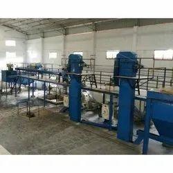 Semi Automatic Coconut Oil Processing Machine