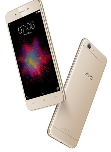 Vivo Y53 ( Gold/blue/grey)