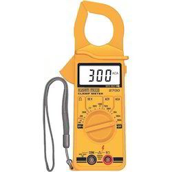 Kusam Meco KM 2700 Digital Clamp Meter.