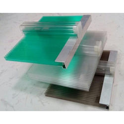 Polycarbonate U Lock Sheet