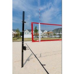 Fixed Type Volly Ball Pole