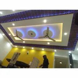 Decorative False Ceiling Service
