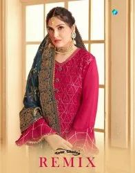 Your Choice Remix Designer Salwar Kameez Catalog Collection at Textile Mall