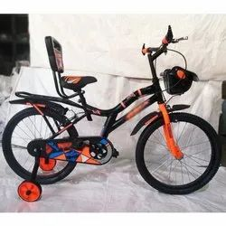 Rockstar Kids Basket Bicycle
