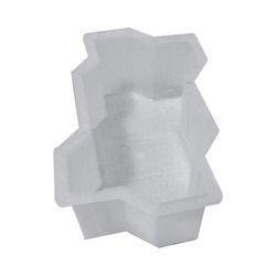 Zig Zag Plastic Paver Mould