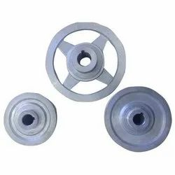 Aluminium pulley wheel casting