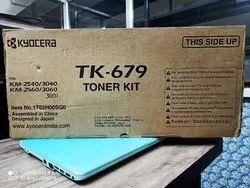 Genuine Kyocera TK 679 Black Toner Cartridges
