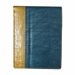 Synthetic Leather Mens Wallet