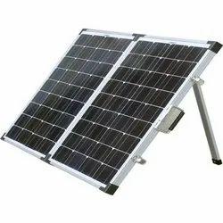 Portable Solar Power Plant