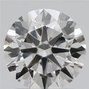 0.73ct Lab Grown Diamond CVD E VS1 Round Brilliant Cut IGI Crtified Type2A