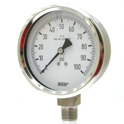 4'' Dail Pressure Gauges