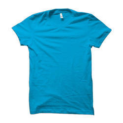 Cotton Kids Plain T Shirt