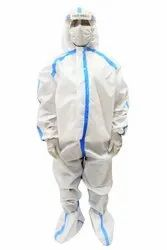 PPE Coveralls & Shoe Cover
