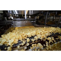 Potato Chips Making Plant