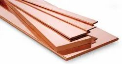 Copper Strips, For Construction, Thickness: 0.8 - 15 Mm