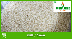Millet Rices