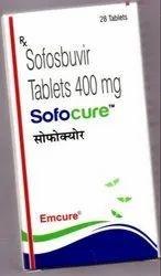 Sofocure Sofosbuvir Tablet