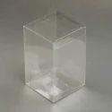 Clear Acetate Box