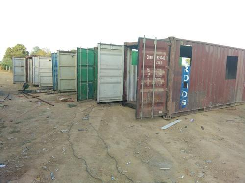 Old Storage Container at Rs 60000 piece Ahmedabad ID 15932390562