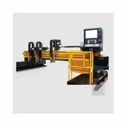 Maxcut Heavy CNC Plasma and Flame  Cutting Machine