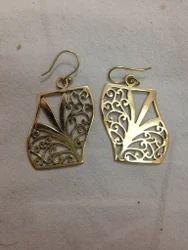 Brass Artificial Earring