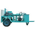 Electric Biomass Briquette Machine