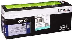 Lexmark 601X High Yield Black Toner Cartridge