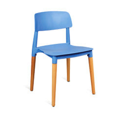 Stylish Plastic Chair, for Outdoor