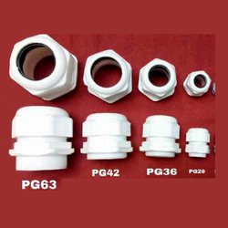 Check Nut & Cable Gland