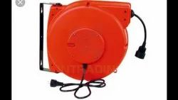 Spring Rewind Cable Reel