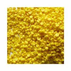 Yellow PVC Granules
