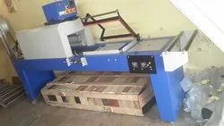 Manual L Sealer Shrink Tunnel Machine