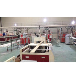 PVC Marble Siding Production Line
