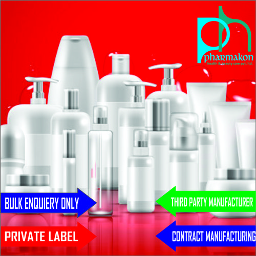 Skin Care Products Contract Manufacturer