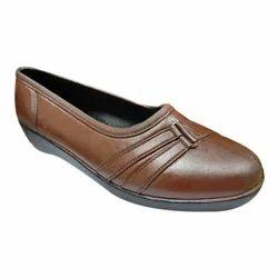 Danma Brown Ladies Belly Sandal