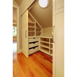 Loft Wardrobe Designing