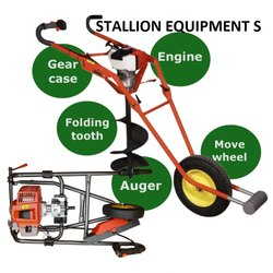 Towable Hydraulic Earth Digging Equipment at Rs 350000