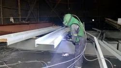 Thermal Spray Zinc Coating