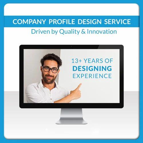 3d Company Profile Design Service