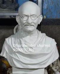 Fiberglass Gandhi Ji Status