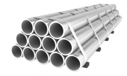 Round Mild Steel ERW Pipes