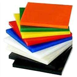 Transpa And Multicolor Acrylic Sheets