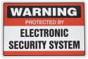 Security Warning Signs