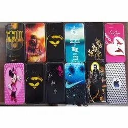 Plastic Soft Printed Mobile Back Covers