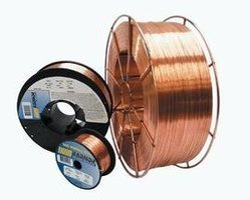ER Cu Copper Welding filler Wire, Thickness: 1.2 Mm