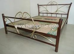 Double Beds DB 32 Brass